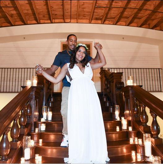 Ludacris & Eudoxie Baby Shower 1
