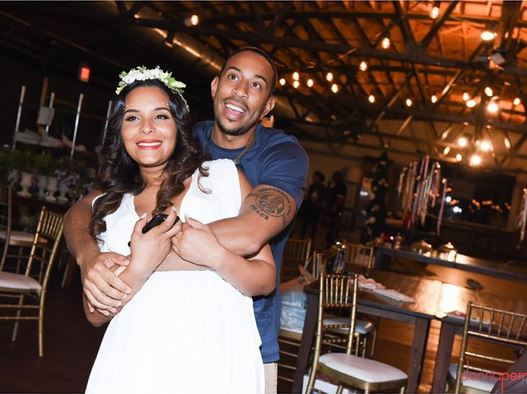 Ludacris & Eudoxie Baby Shower 3