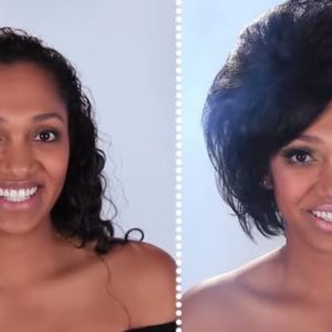 Makeup Throughout History - BellaNaija - April2015
