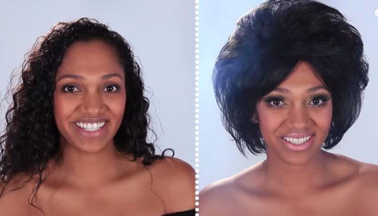Makeup Throughout History - BellaNaija - April2015