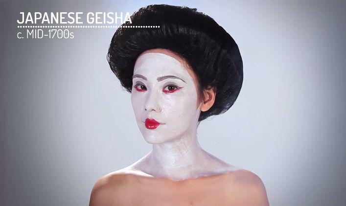 History Of Makeup - Mugeek Vidalondon