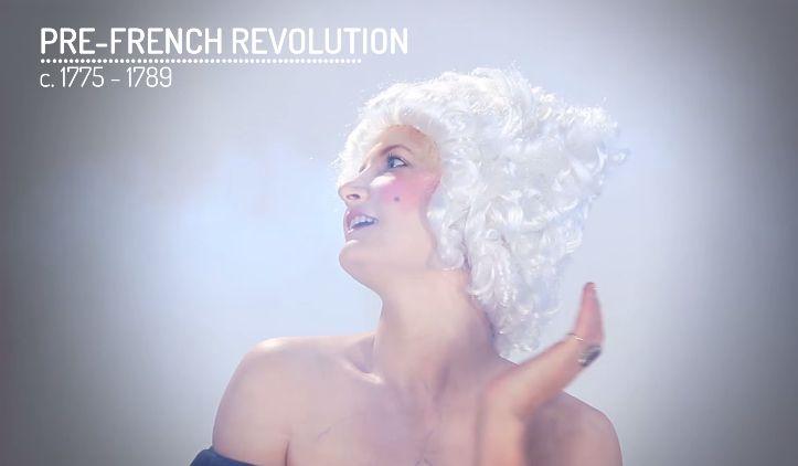 Makeup Throughout History - BellaNaija - April2015006