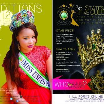 Miss United Nations Nigeria - BellaNaija - April 2015001