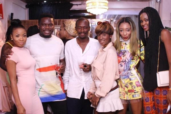 Mo Cheddar, Moses Ebite, Ian Audifferen, Bubu Ogisi, Jessica Ulo, Ezinne Akudo