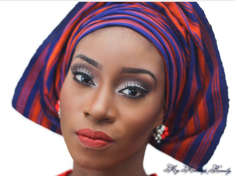 MyMakeupNG Traditional Yoruba Makeup Inspiration - Bellanaija - April2015001