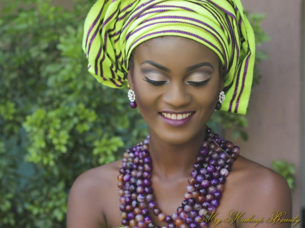 MyMakeupNG Traditional Yoruba Makeup Inspiration - Bellanaija - April2015006