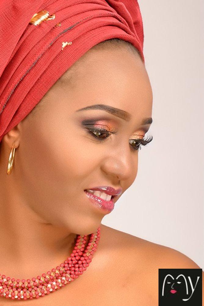 MyMakeupNG Traditional Yoruba Makeup Inspiration - Bellanaija - April2015009