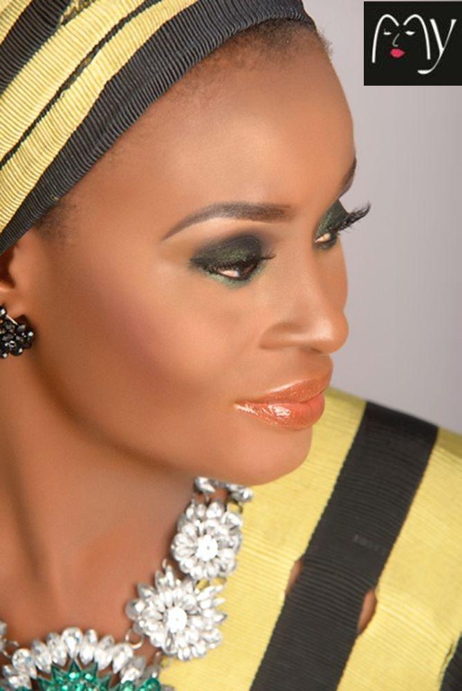 MyMakeupNG Traditional Yoruba Makeup Inspiration - Bellanaija - April2015010