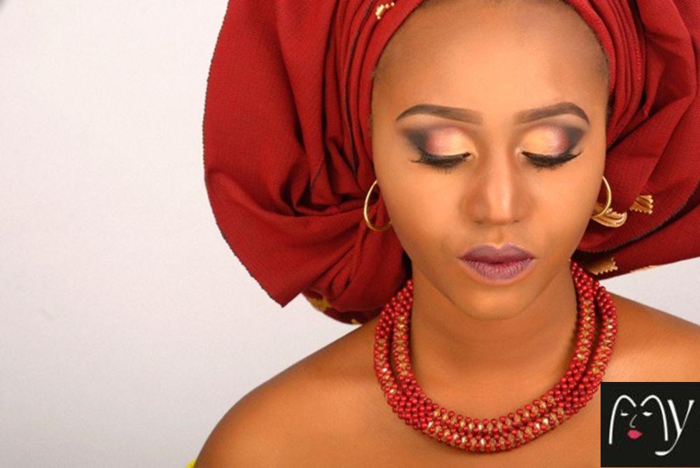 MyMakeupNG Traditional Yoruba Makeup Inspiration - Bellanaija - April2015011