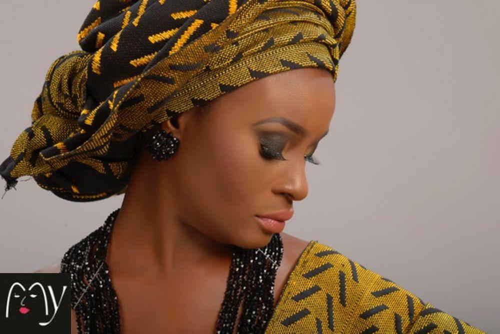 MyMakeupNG Traditional Yoruba Makeup Inspiration - Bellanaija - April2015012