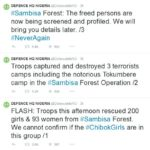 Nigeria Armed forces rescue april 2015