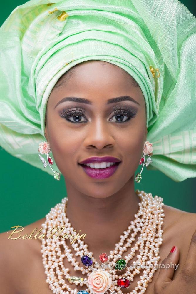 Nigerian Brides Beauty Shoot - Chyder5 Photography - BellaNaija001