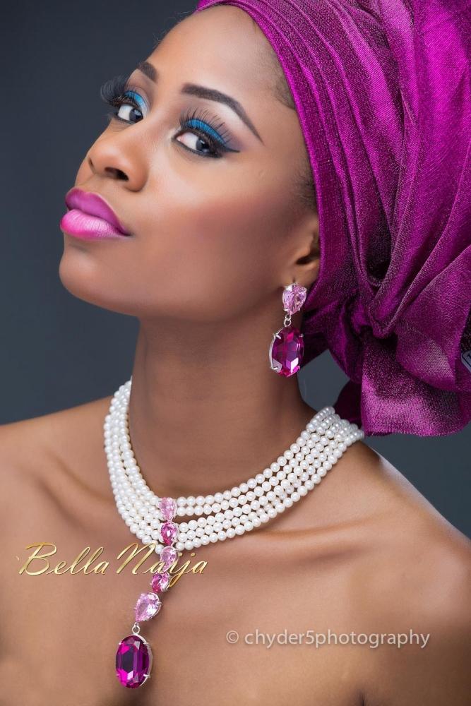 Nigerian Brides Beauty Shoot - Chyder5 Photography - BellaNaija002