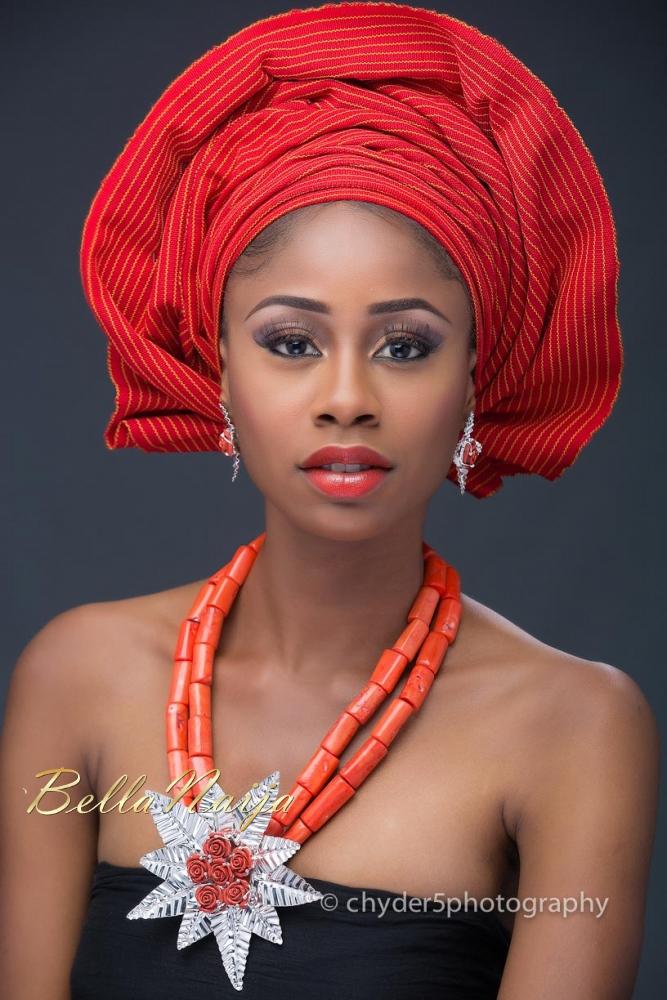 Nigerian Brides Beauty Shoot - Chyder5 Photography - BellaNaija004