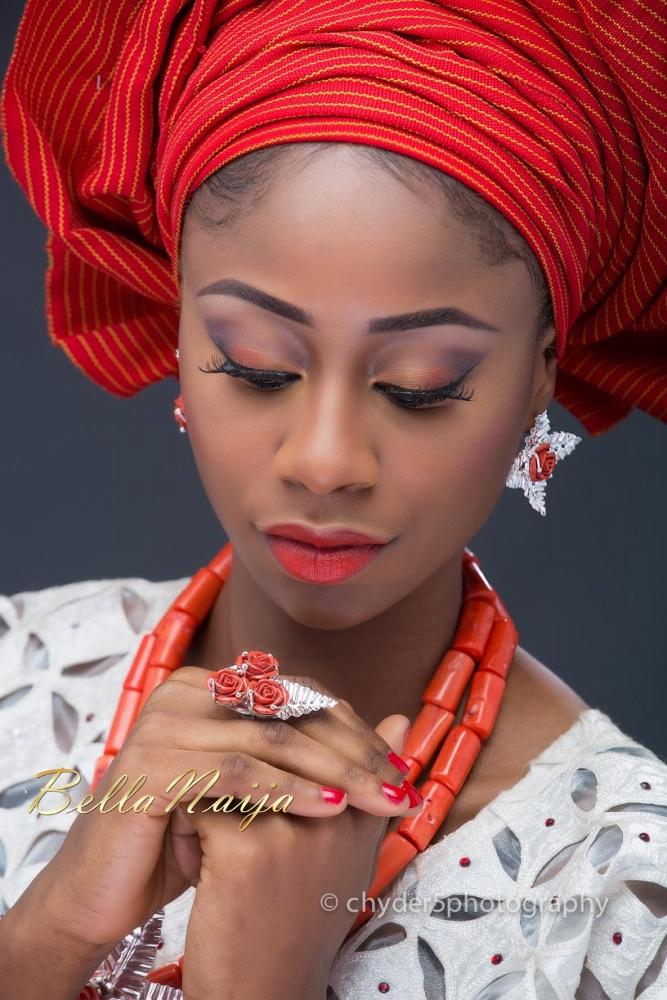 Nigerian Brides Beauty Shoot - Chyder5 Photography - BellaNaija005
