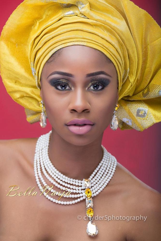 Nigerian Brides Beauty Shoot - Chyder5 Photography - BellaNaija006