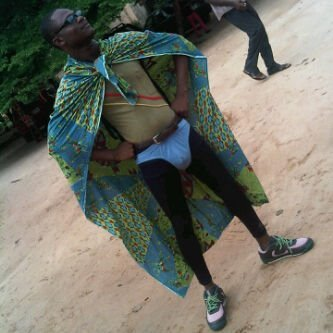 Nigerian Superman