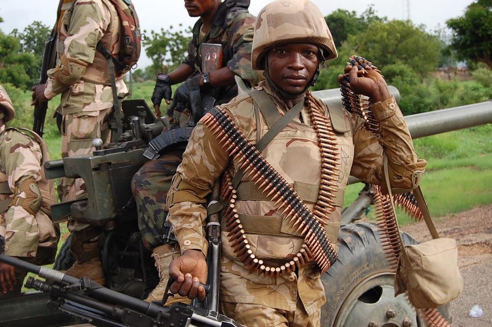 Billedresultat for soldiers in sambisa forest