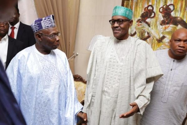 OBJ and Buhari