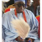 Oba of Lagos Blue