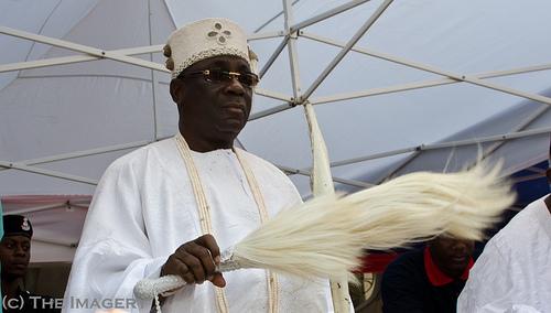 Oba of Lagos NEW