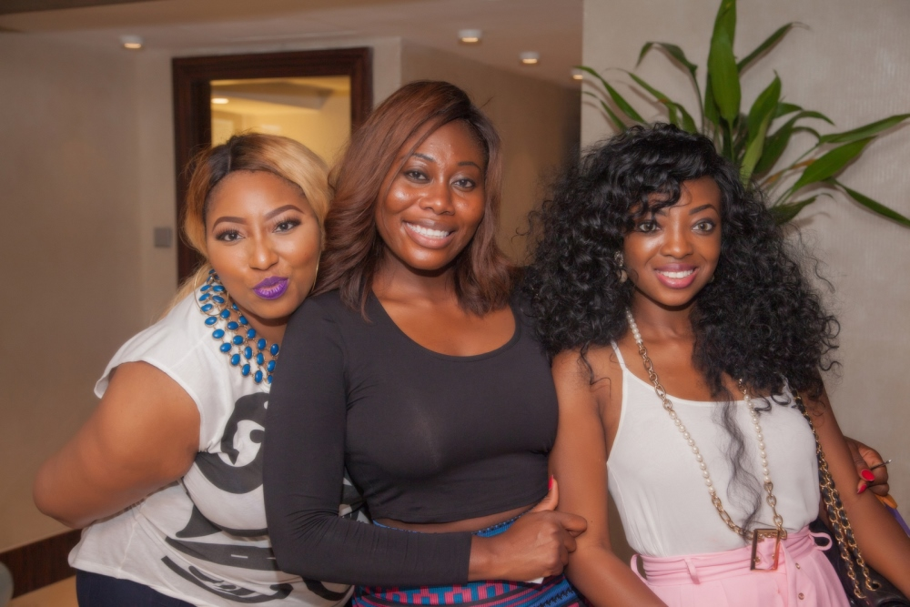 Omawumi's Baby Shower - April 2015 - InterContinental Hotel Lagos, Nigeria - BellaNaija015