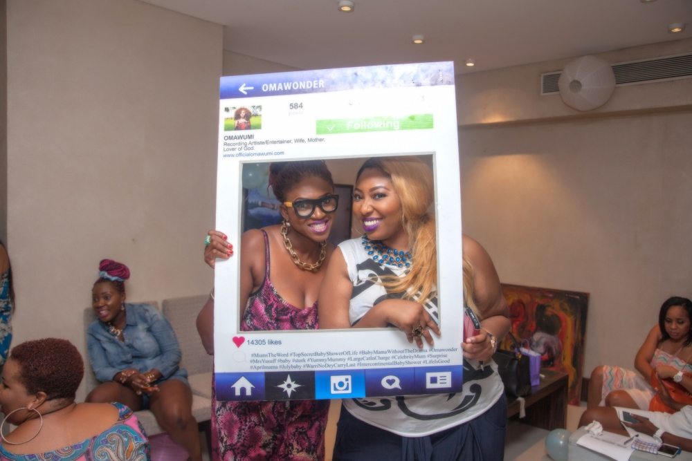 Omawumi's Baby Shower - April 2015 - InterContinental Hotel Lagos, Nigeria - BellaNaija016