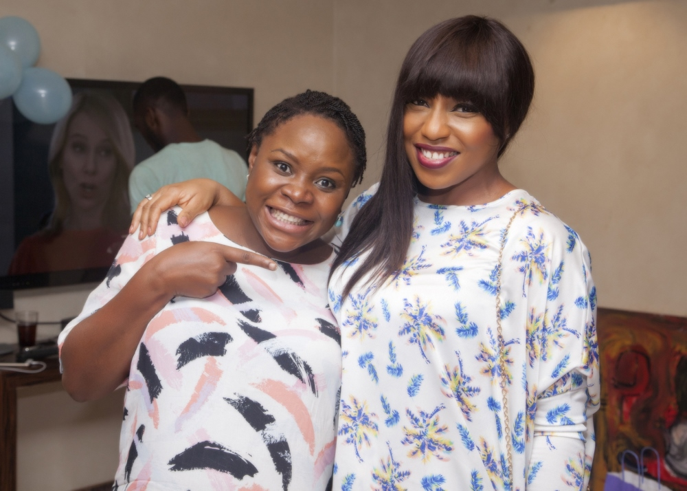 Omawumi's Baby Shower - April 2015 - InterContinental Hotel Lagos, Nigeria - BellaNaija026