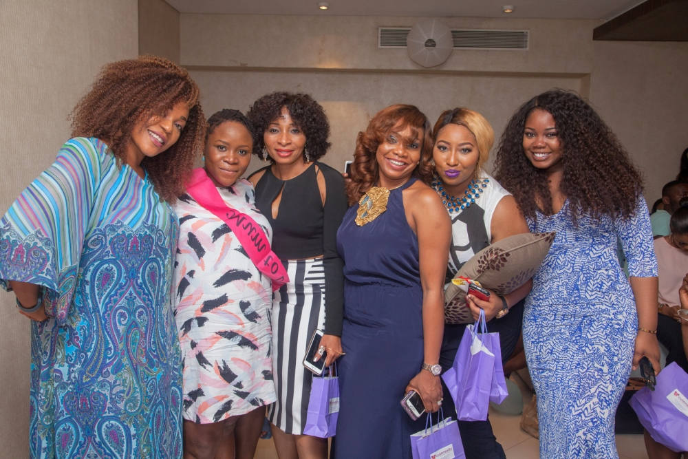Omawumi's Baby Shower - April 2015 - InterContinental Hotel Lagos, Nigeria - BellaNaija034