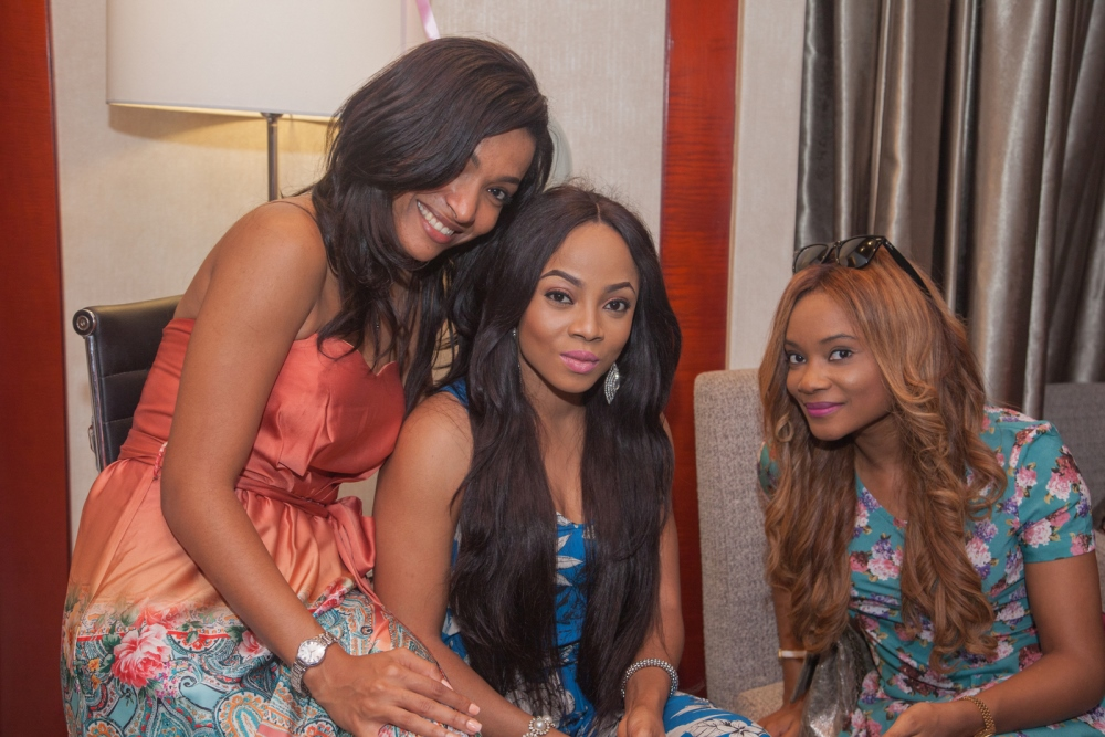 Omawumi's Baby Shower - April 2015 - InterContinental Hotel Lagos, Nigeria - BellaNaija035