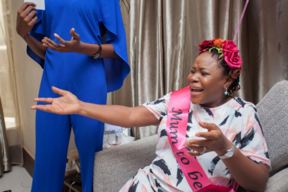 Omawumi's Baby Shower - April 2015 - InterContinental Hotel Lagos, Nigeria - BellaNaija049