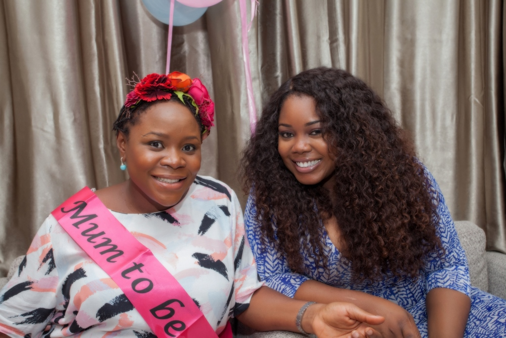 Omawumi's Baby Shower - April 2015 - InterContinental Hotel Lagos, Nigeria - BellaNaija069