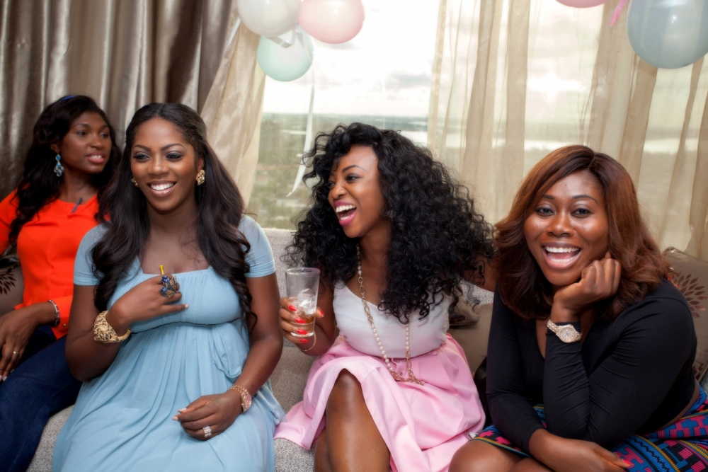 Omawumi's Baby Shower - April 2015 - InterContinental Hotel Lagos, Nigeria - BellaNaija071