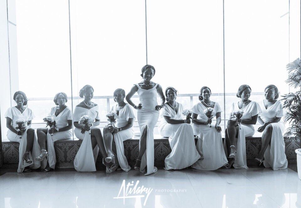 Onyinye Onwugbenu & Bosah Chukwuogo Wedding April 2015 - 10