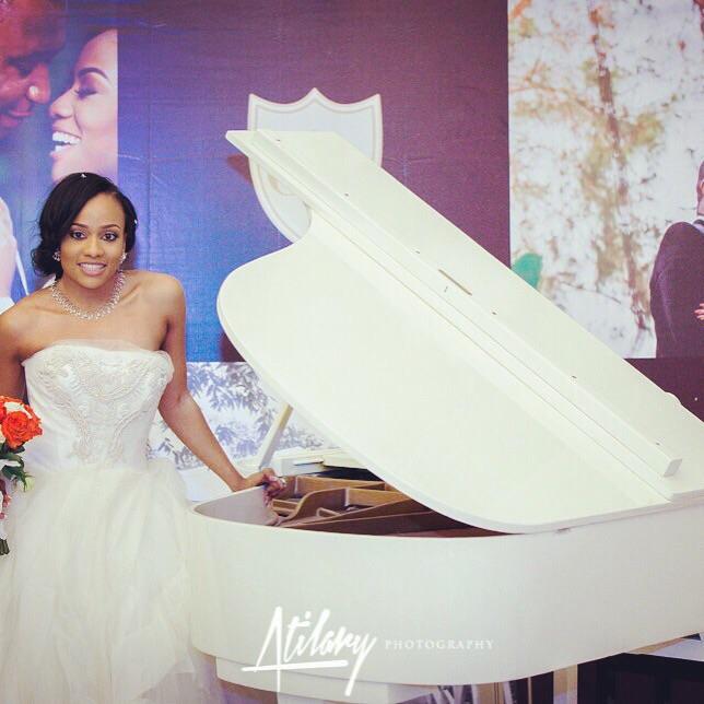 Onyinye Onwugbenu & Bosah Chukwuogo Wedding April 2015 - 14