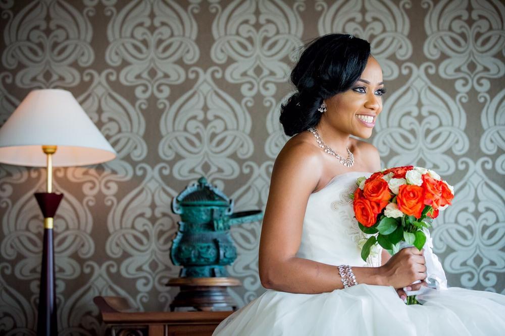 Onyinye Onwugbenu & Bosah Chukwuogo Wedding April 2015 - 15