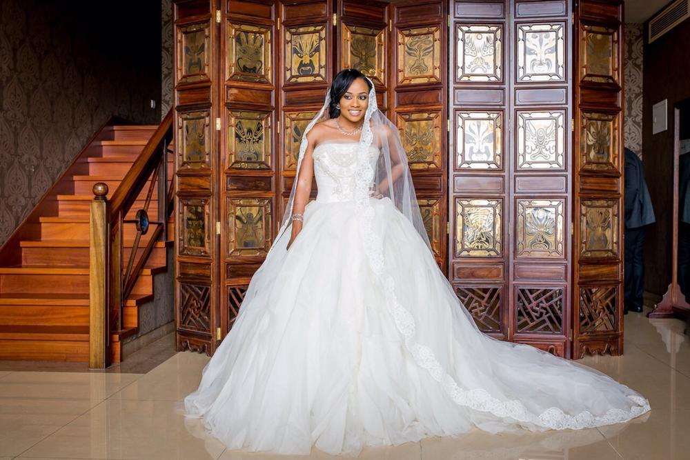 Onyinye Onwugbenu & Bosah Chukwuogo Wedding April 2015 - 16