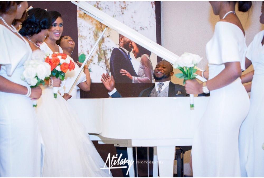 Onyinye Onwugbenu & Bosah Chukwuogo Wedding April 2015 - 18