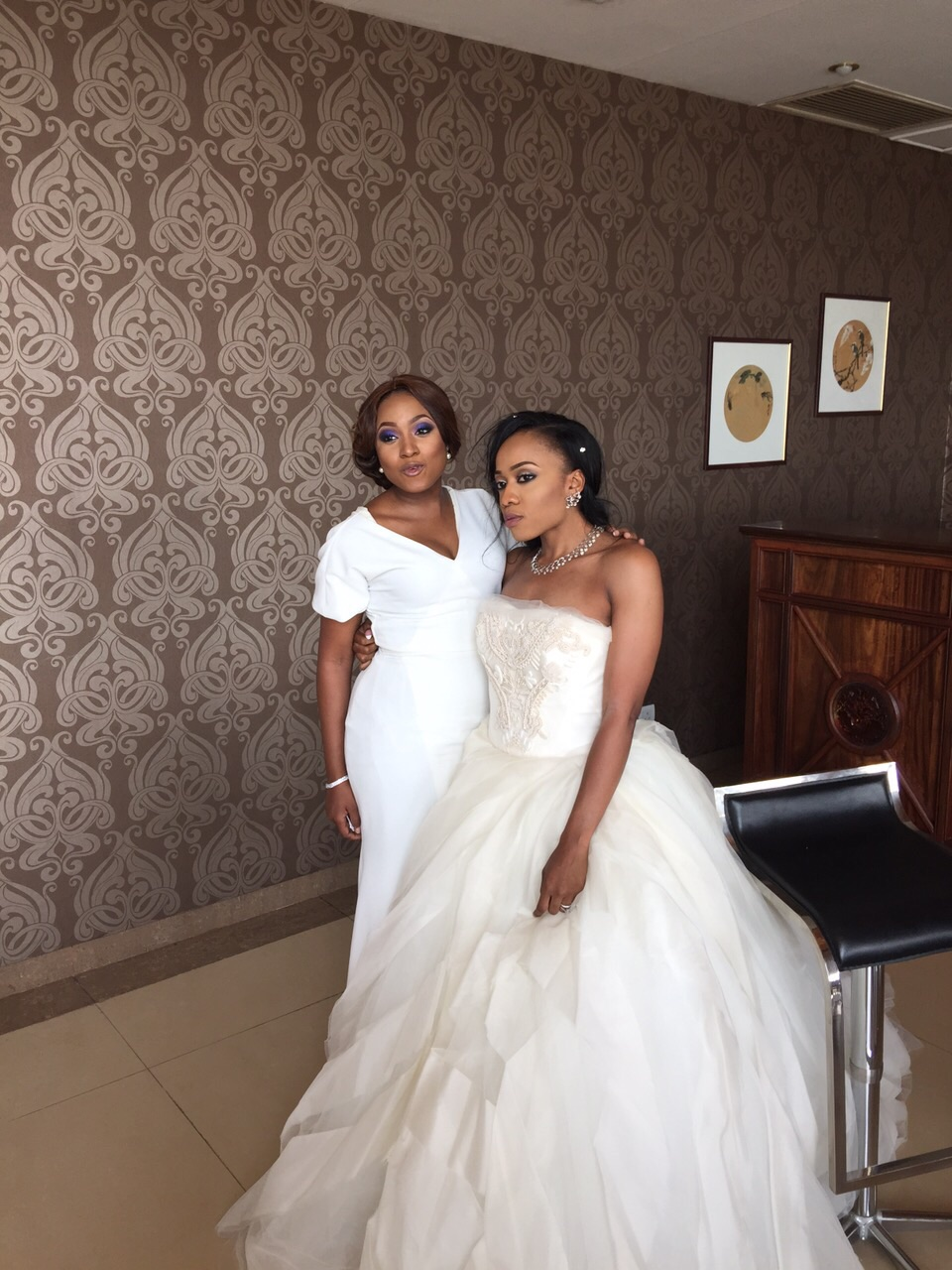 Onyinye Onwugbenu & Bosah Chukwuogo Wedding April 2015 - 19
