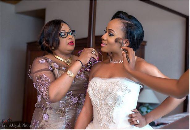 Onyinye Onwugbenu & Bosah Chukwuogo Wedding April 2015 - 2