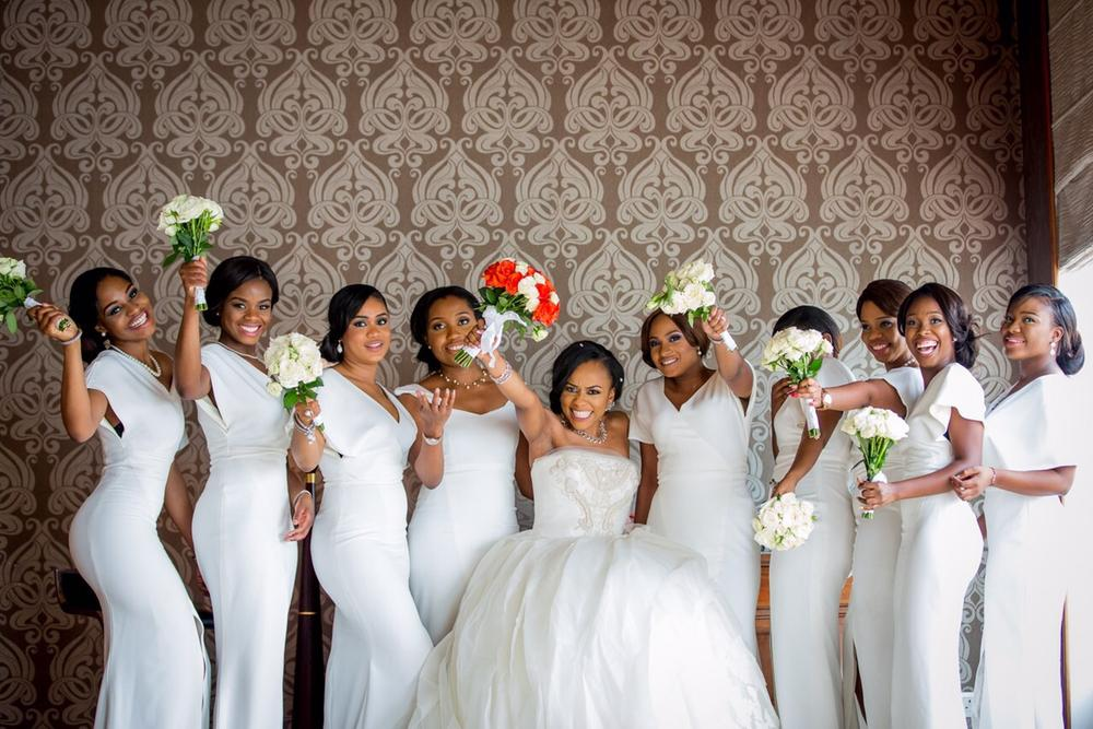 Onyinye Onwugbenu & Bosah Chukwuogo Wedding April 2015 - 21