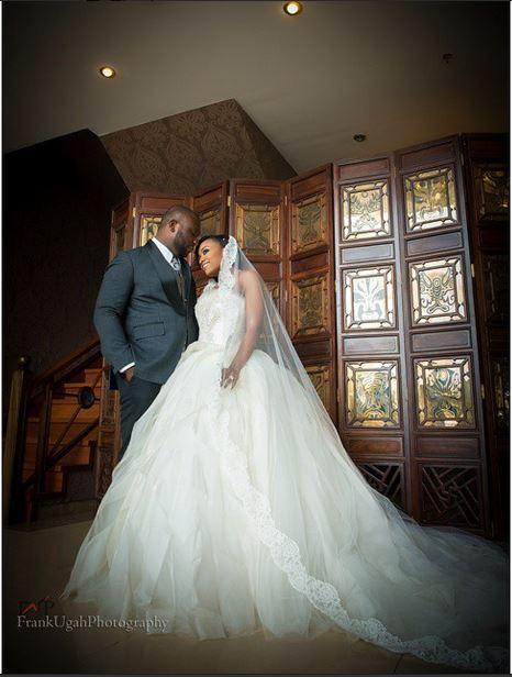Onyinye Onwugbenu & Bosah Chukwuogo Wedding April 2015 - 3