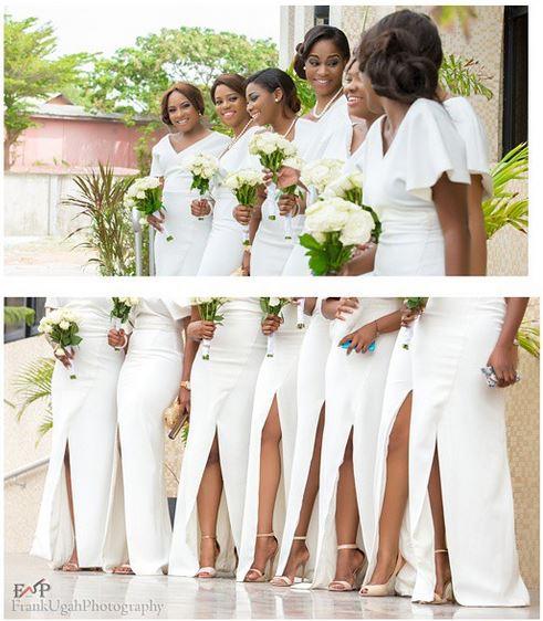 Onyinye Onwugbenu & Bosah Chukwuogo Wedding April 2015 - 4