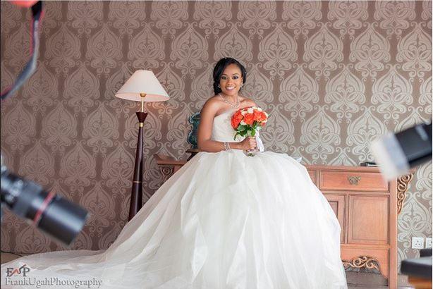 Onyinye Onwugbenu & Bosah Chukwuogo Wedding April 2015 - 7