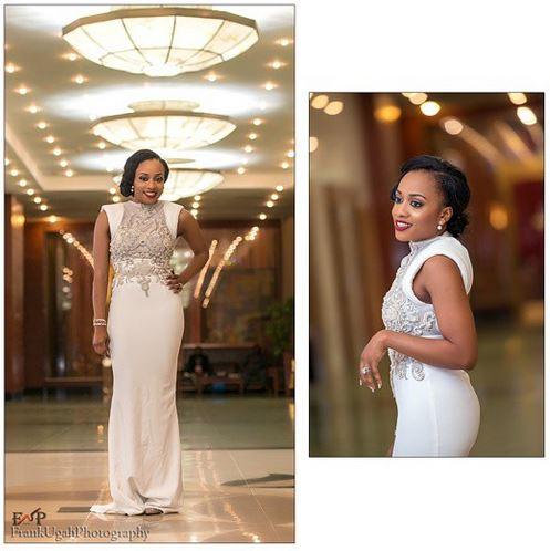 Onyinye Onwugbenu & Bosah Chukwuogo Wedding April 2015 - 8