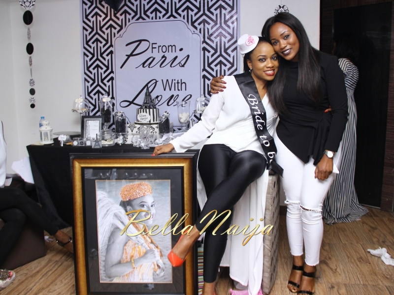 Onyinye Onwugbenu's Parisian Bridal Shower - April 2015 - Partyfully Yours - BellaNaija51