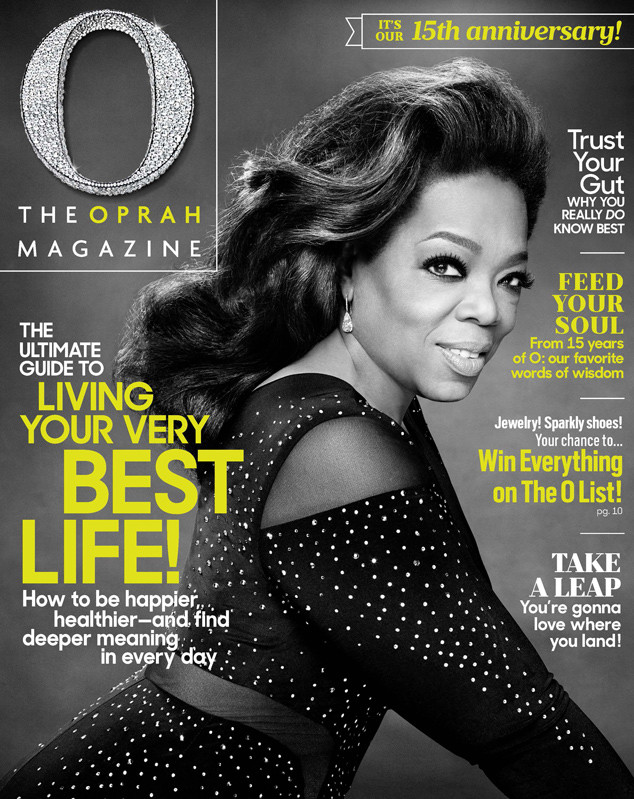 Celebrating 15 Years 15th Vow Renewal Anniversary Or: Celebrating 15 Years! Oprah Winfrey Is Stunning On The