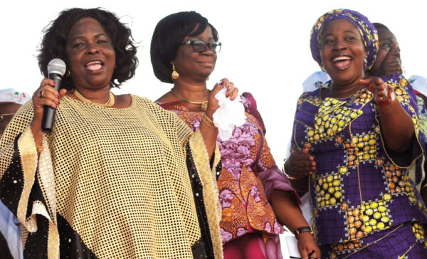 PIC.4. PDP WOMEN CAMPAIGN FOR THE GOVERNORSHIP ELECTION IN RIVERS