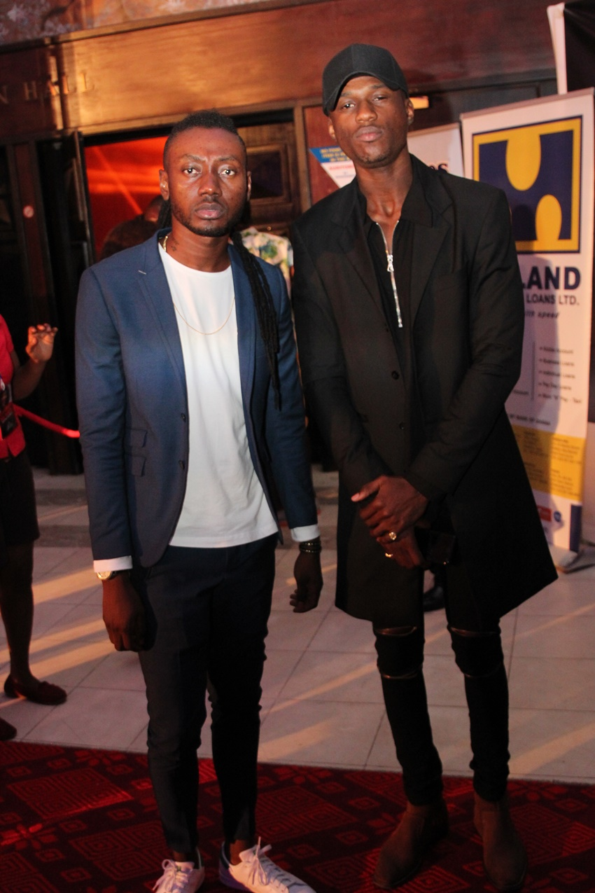 Pappykojo and  Joey B