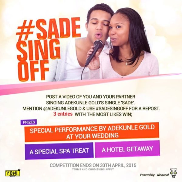 Sade Sing-off Competition - BellaNaija - April 2015001